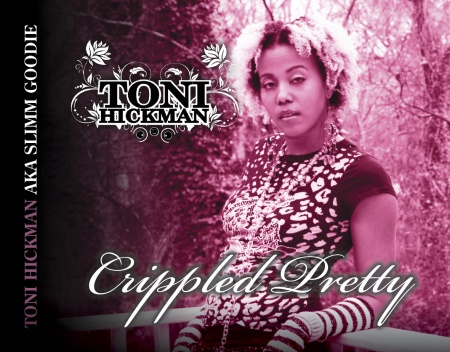 Toni Hickman CD Cover